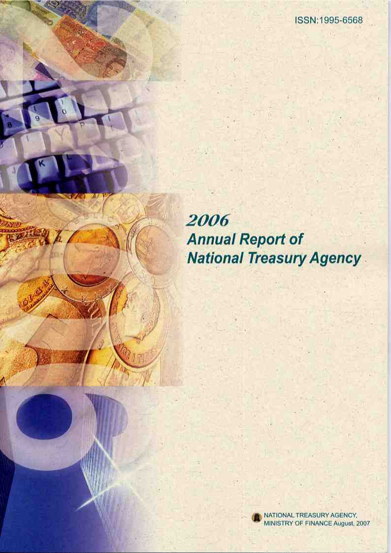 Annual Report of National Treasury Agency