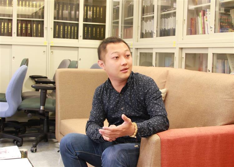 從東勢老伙房看見客家新希望──專訪國史館獎助出版品作者劉懷仁